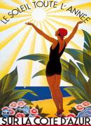 Sur la Cote d'Azur Le Soleil Toute...