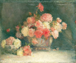Roses, 1911 by Tom Roberts