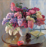 Flowers from Chopin by Valeriy Chuikov