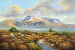 Ben Nevis by Wendy Reeves