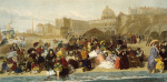 Life at the Seaside, Ramsgate Sands by William Powell Frith