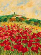 Francesca's Villa by Hazel Barker