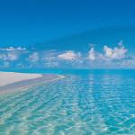 Tropical Skies II by Pierre Lapin