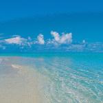 Tropical Skies III by Pierre Lapin