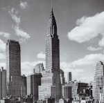 Chrysler Building by Anonymous