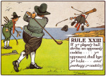 Rules of Golf - Rule XXIII
