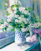 Apple Blossom by Elizabeth Parsons