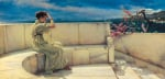 Hope springs eternal by Sir Lawrence Alma-Tadema