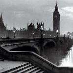 Bridge with Big Ben (square)