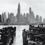 Lower Manhattan by Anonymous