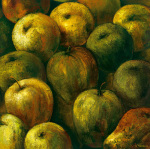 Apples by Jill O'Flannery