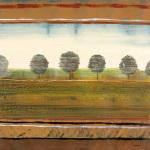 Treescape II by Robert Holman