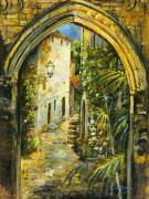 Sentiero by Dennis Carney