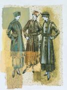 The Women IV by Joseph Augustine Grassia