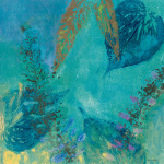 Vibrant IVa by Jennifer Hollack