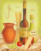 Cuisine Du Monde III by Sophia Sanchez