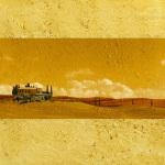 Rustic Retreat I by Linda Wood