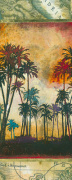Tahitian Sunset I by John Douglas
