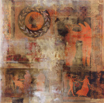 Etruscan Vision I by John Douglas