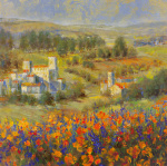 Provencal Village VII by Longo