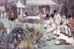Summer Bowls by Walter Dendy Sadler