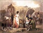 A Poultry Market by James Ward