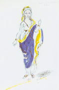Designs For Cleopatra XXXVI by Oliver Messel