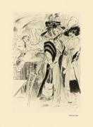 Tabarin's Bar by Almery Lobel-Riche