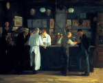 Mcsorley's Bar by Sloan