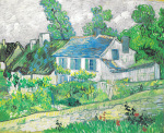 House at Auvers 1890