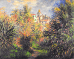 Gardens at Bordighera 1884