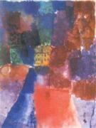 The Yellow House, 1914 by Paul Klee