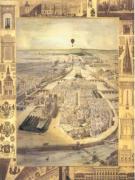 Carte de Paris I