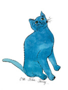 One Blue Pussy c. 1954
