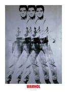 Elvis 1963 (triple Elvis)