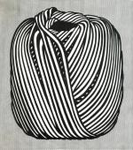 Ball of Twine by Roy Lichtenstein