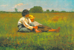 Boys in a Pasture 1874