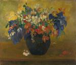 Vase of Flowers 1896