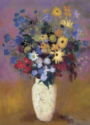 Vase of Flowers 1914
