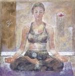 Yogi II by Marta Wiley