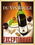 Du Vin Rouge Extraordinaire by Steve Forney