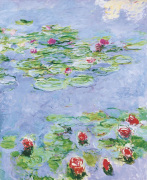 Water Lilies, c.1914 by Claude Monet