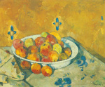The Plate of Apples c. 1897
