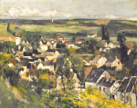 Auvers Panoramic View 1875