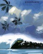 Tropical Moment by Koniakowsky