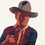 John Wayne 1986