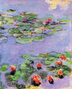 Water Lilies c. 1914-1917