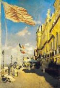 Hotel des Roches Noires Trouville. 1870