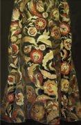 Goldflower Kaftan Poster by Richard Nott