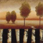 Forest Light II by Susan Osbjorn